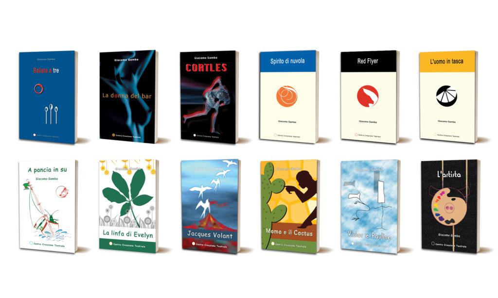 Sito web libri di Giacomo Gamba