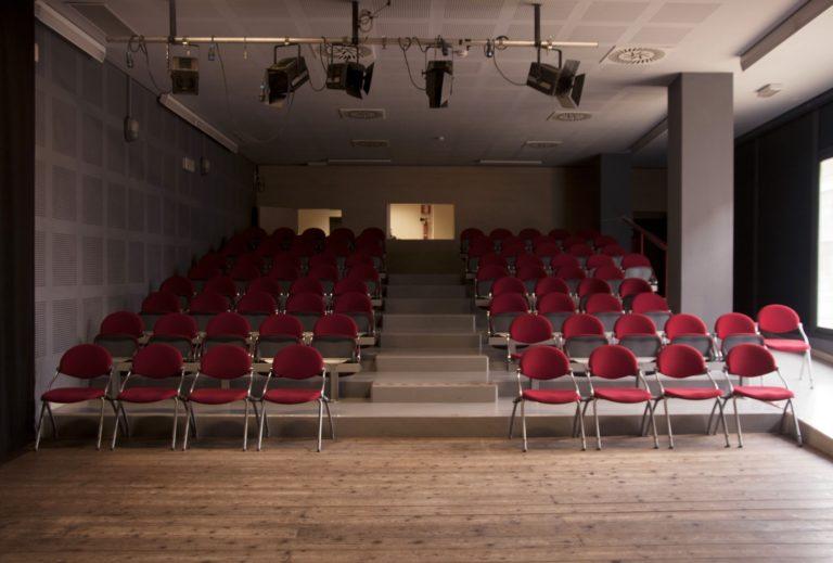 La sede di Spazio Aità a Sanpolino Brescia
